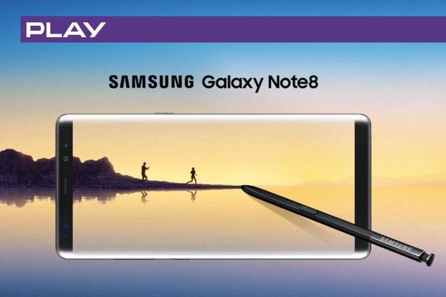 Galaxy Note 8 Play