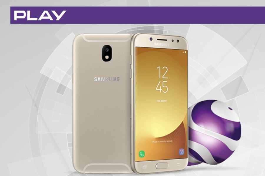 Galaxy J5 w Play za 1 zł