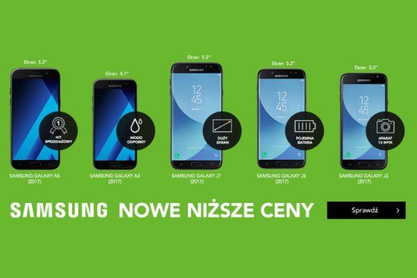5 tańszych Samsungów Galaxy w Plus GSM