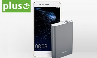 Plus – Huawei P10 Lite + powerbank za 1 zł
