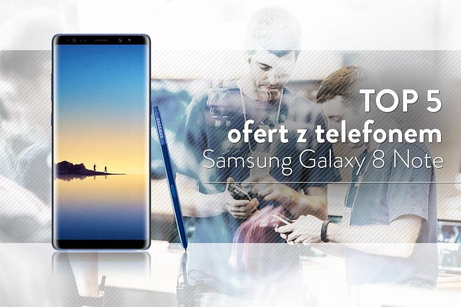 Galaxy Note 8 abonament