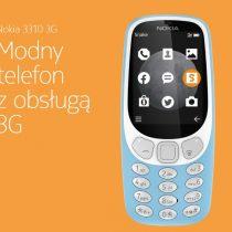 Nokia 3310 3G już wkrótce
