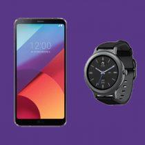 Tańsze telefony LG + Watch Style w Play