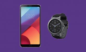 LG G6 + Watch Style za 1 zł w Play