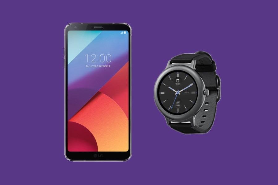 LG Watch Style 1 zł Play