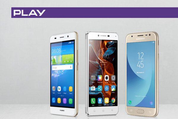 Play tańsze smartfony