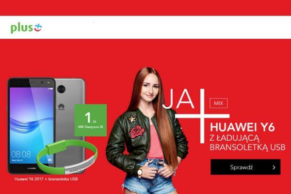 Huawei Y6 Plus