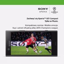 Sony Xperia XZ1 Compact w Plusie za 248 zł