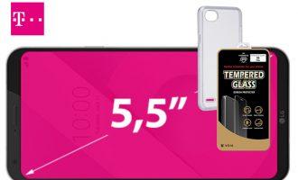 LG Q6 + etui i szkło od 1 zł w T-Mobile