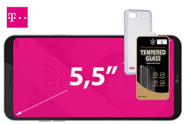 LG Q6 abonament T-Mobile