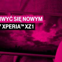 Sony Xperia XZ1 – przedsprzedaż tylko w T-Mobile