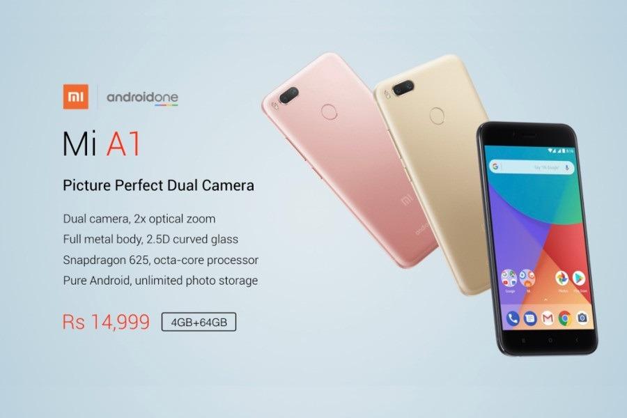 Premiera Xiaomi Mi A1