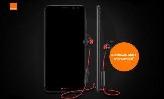 Orange – przedsprzedaż Huawei Mate 10 Lite od 0 zł