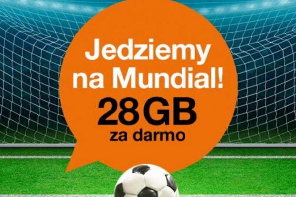 28 GB Orange