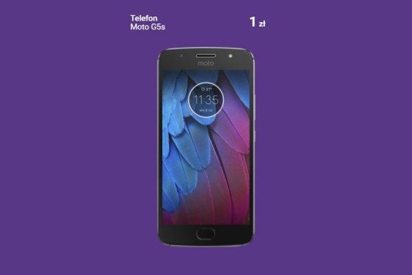 Moto G5s w Play i RBM