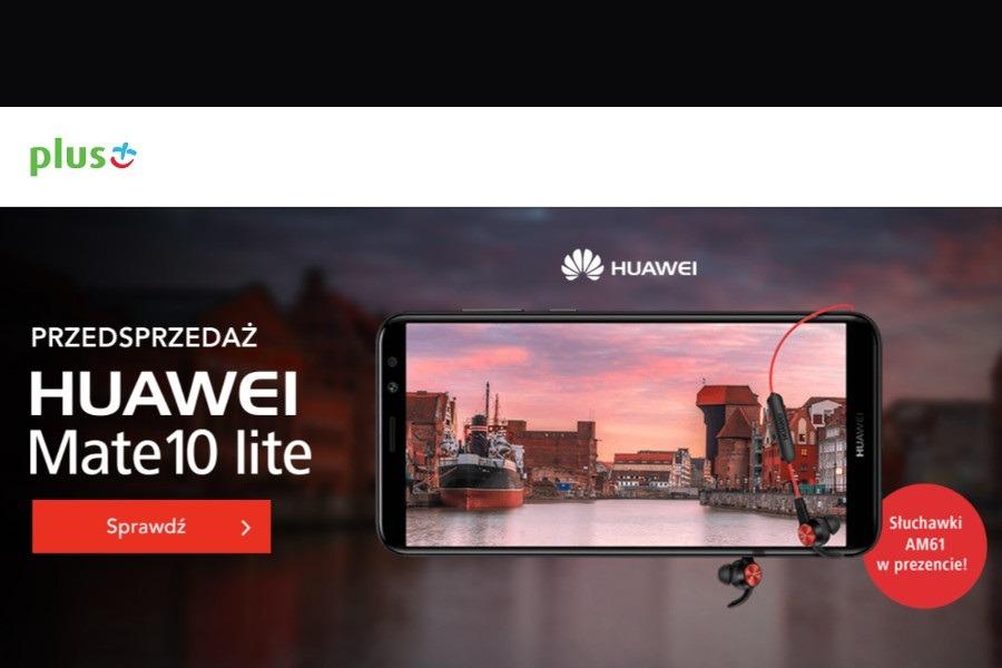 Huawei Mate 10 Lite Plus
