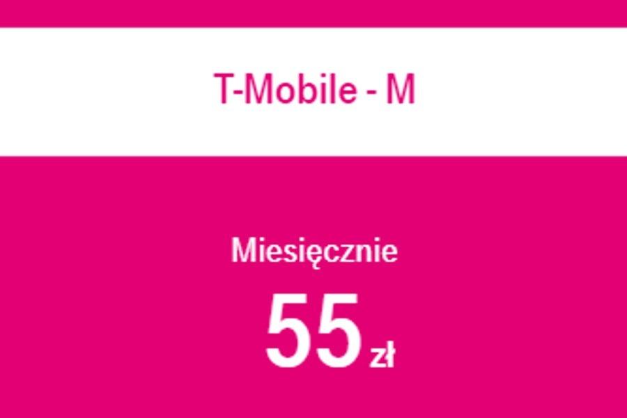 T-Mobile abonament 15 GB