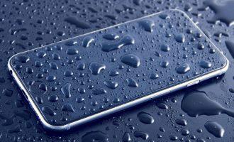 Wodoszczelny telefon