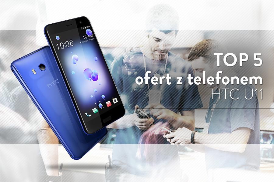 HTC U11 abonament