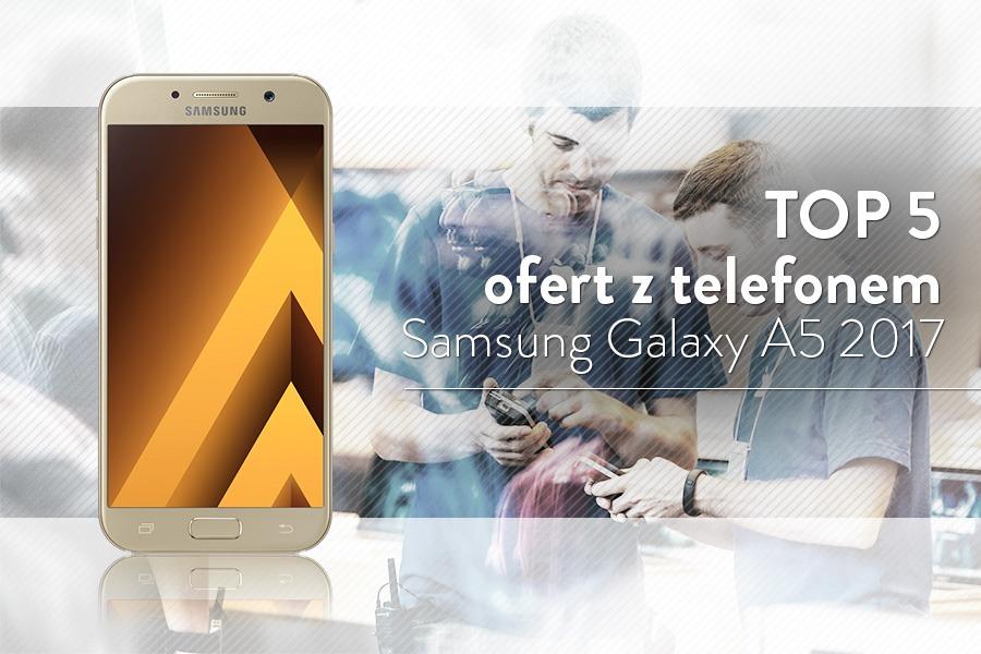 Samsung Galaxy A5 (2017) abonament