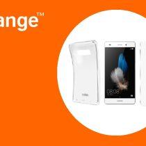 Huawei P8 Lite + etui w Orange za 0 zł
