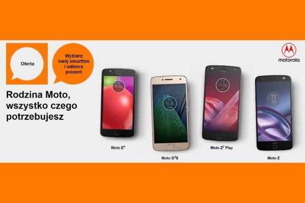 Motorola gadżety