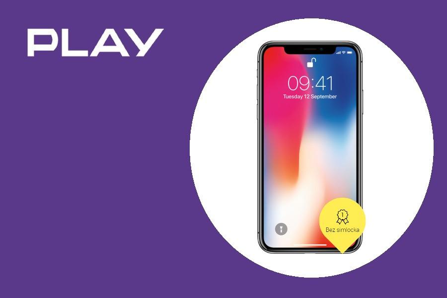 iPhone X w Play