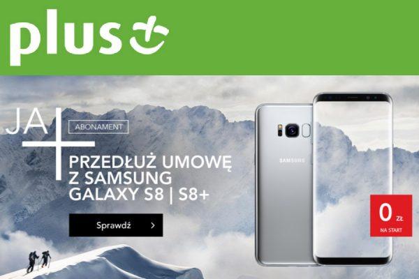Galaxy S8 w Plusie