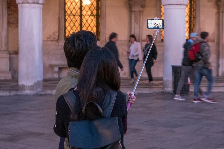 kij do selfie