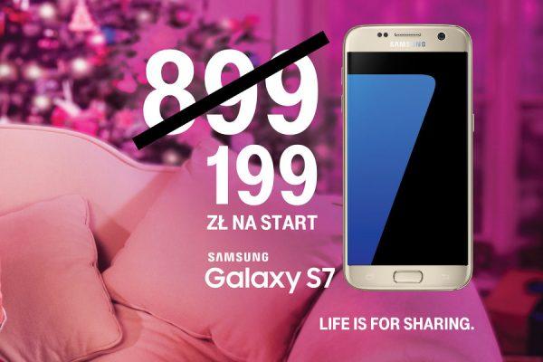 Galaxy S7 przecena