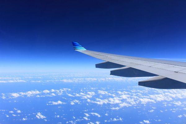 Samolot a telefon