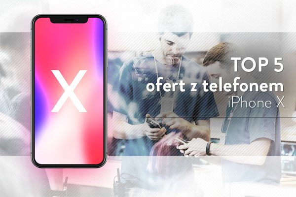iPhone X abonament