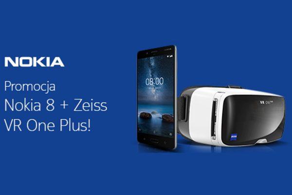 Zeiss VR za darmo z Nokią 8