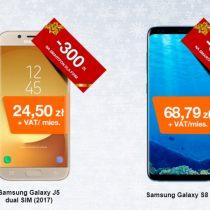 Orange dla firm – Samsungi tańsze o 300 zł