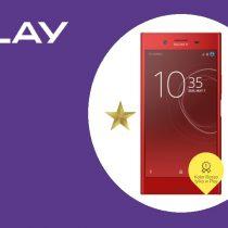 Konkurs Play – do wygrania czerwony Sony Xperia XZ Premium
