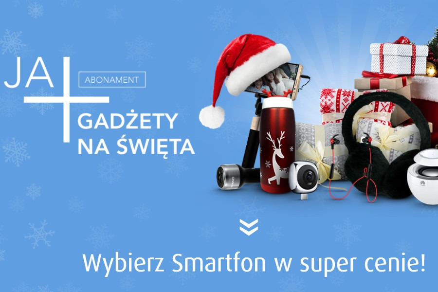 Promocje na Święta Plus GSM