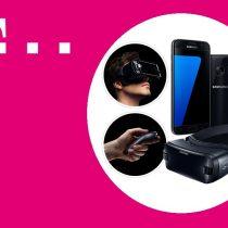 Samsung Galaxy S7 + VR w T-Mobile od 8,99 zł