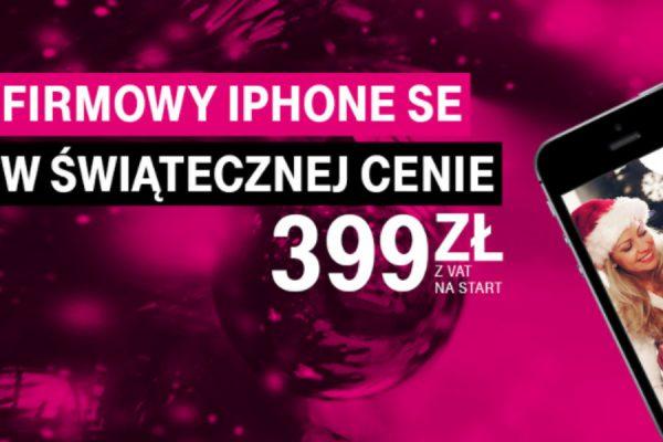 iPhone SE na Święta