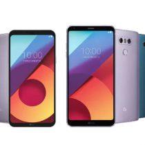 LG G6 i LG Q6 w nowych wersjach kolorystycznych