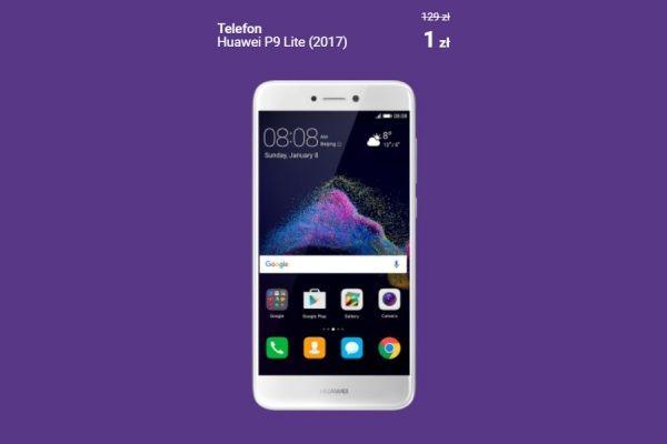 Huawei P9 Lite 2017 1 zł