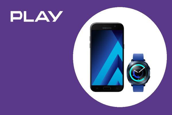Zestaw Galaxy A5 + Gear Sport