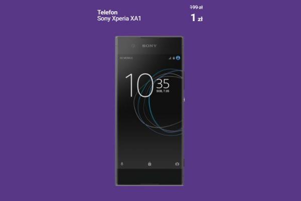 Sony Xperia XA1 abonament