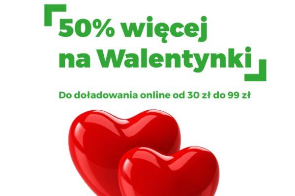 Plus +50%