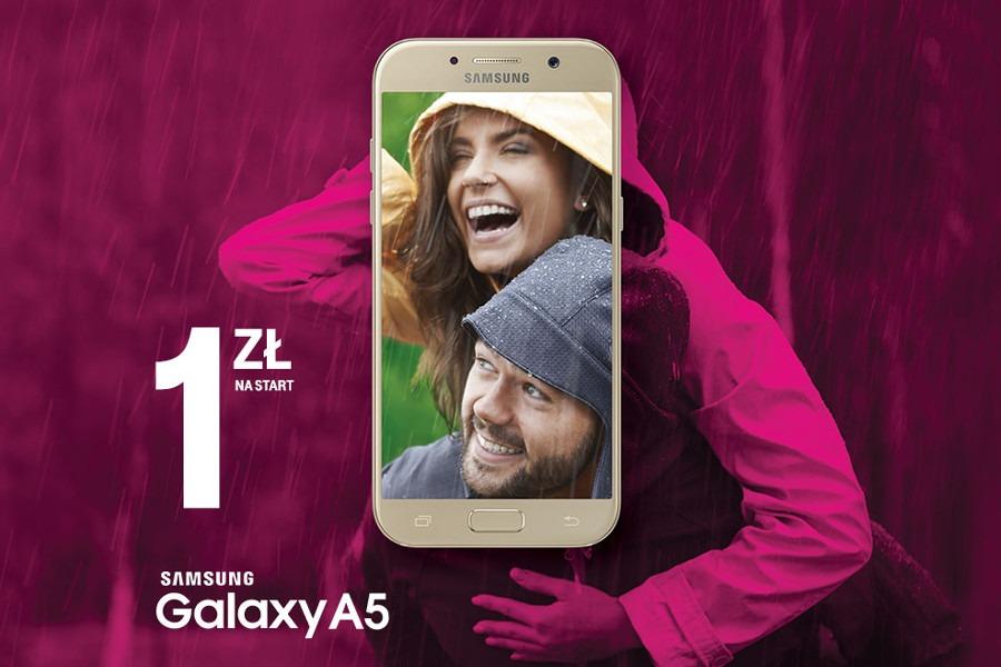 Galaxy A5 abonament