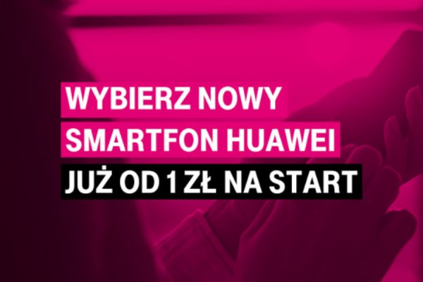 Huawei za 1 zł