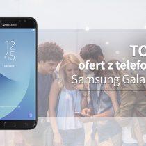 Samsung Galaxy J7 (2017) – 5 najlepszych ofert komórkowych