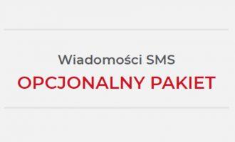 3 pakiety SMS w sieci OTVARTA