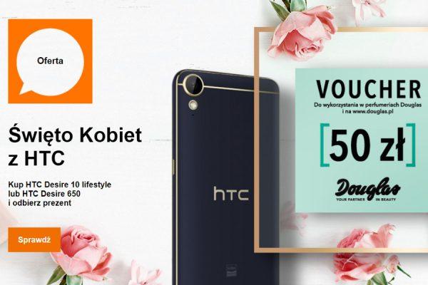 Orange HTC prezent