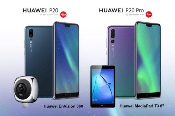 Huawei P20 i P20 Pro Orange