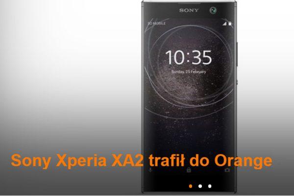 Sony Xperia XA2 abonament